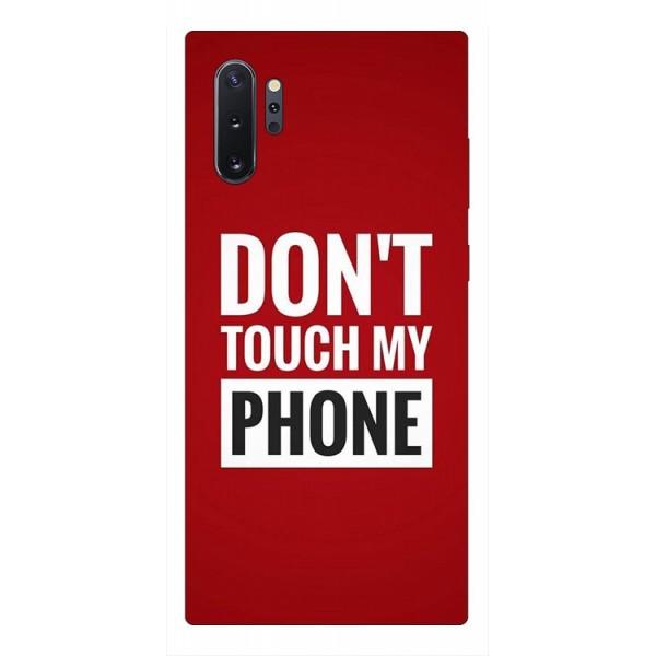 Husa Premium Upzz Print Samsung Galaxy Note 10+ Plus Model My Phone imagine itelmobile.ro 2021