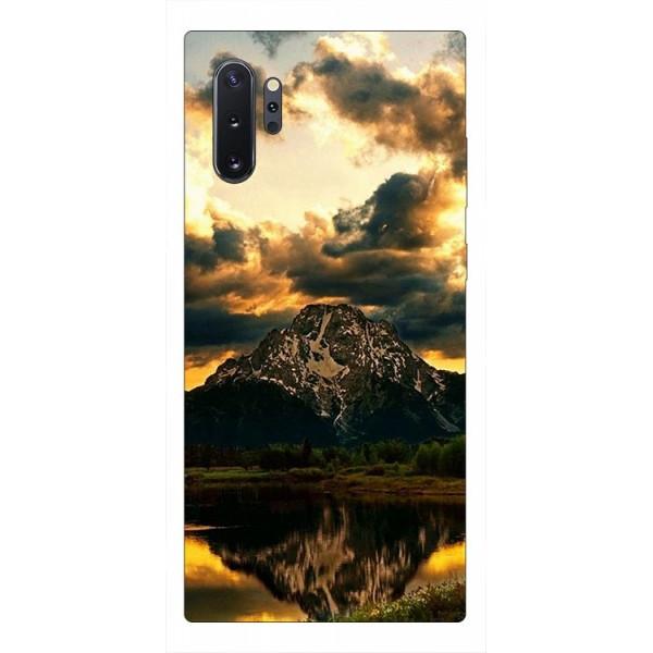 Husa Premium Upzz Print Samsung Galaxy Note 10+ Plus Model Apus imagine itelmobile.ro 2021