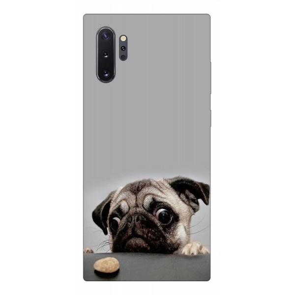 Husa Premium Upzz Print Samsung Galaxy Note 10+ Plus Model Dog imagine itelmobile.ro 2021