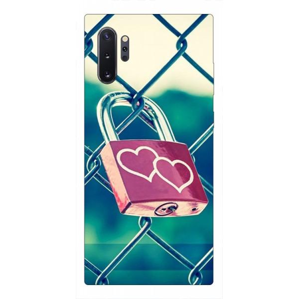 Husa Premium Upzz Print Samsung Galaxy Note 10+ Plus Hart Lock imagine itelmobile.ro 2021