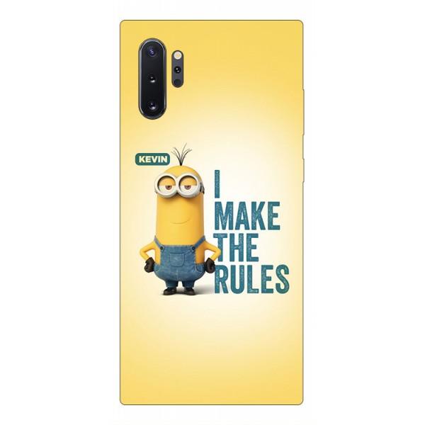 Husa Premium Upzz Print Samsung Galaxy Note 10+ Plus Model Kevin imagine itelmobile.ro 2021