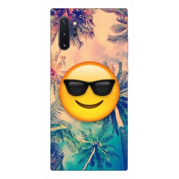 Husa Premium Upzz Print Samsung Galaxy Note 10+ Plus Model Smile imagine itelmobile.ro 2021