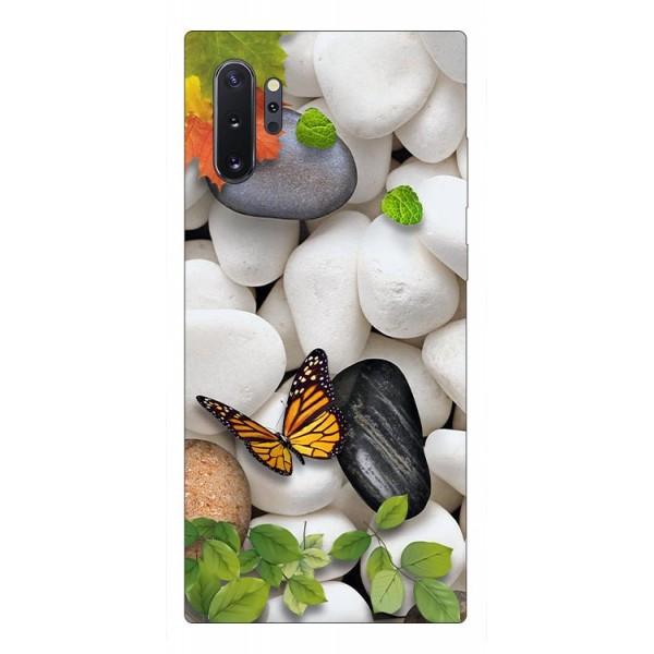 Husa Premium Upzz Print Samsung Galaxy Note 10+ Plus Model Zen imagine itelmobile.ro 2021