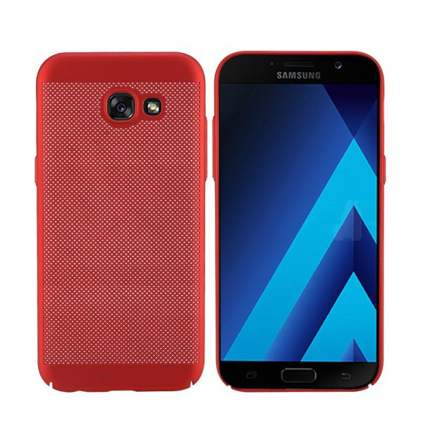 Husa Lux Hard Ultra Slim Air-up Samsung A5 2017 A530 Red imagine itelmobile.ro 2021