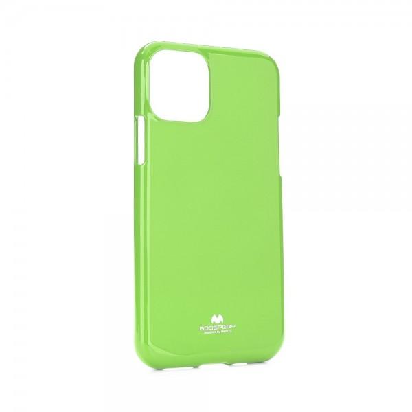 Husa Spate Mercury Jelly iPhone 11 Pro Max Verde imagine itelmobile.ro 2021