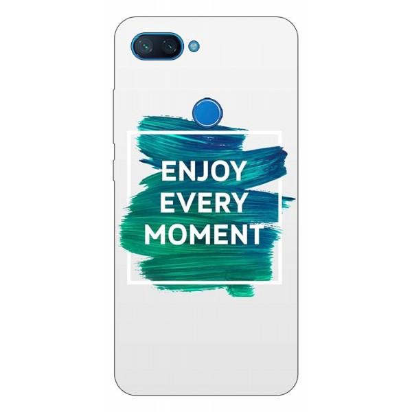 Husa Premium Upzz Print Xiaomi Mi 8 Lite Model Enjoy imagine itelmobile.ro 2021