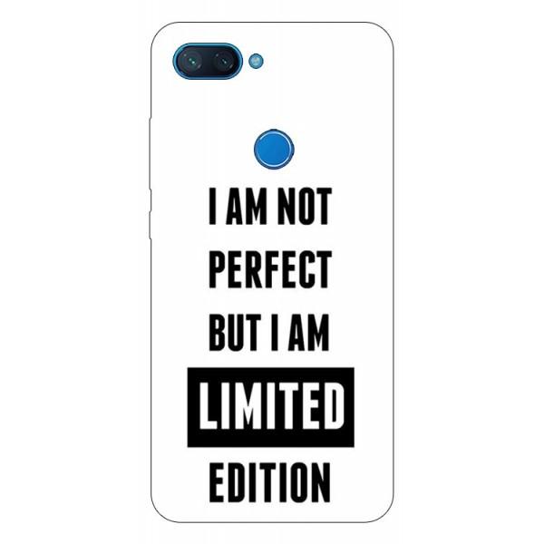 Husa Premium Upzz Print Xiaomi Mi 8 Lite Model Limited Edition imagine itelmobile.ro 2021