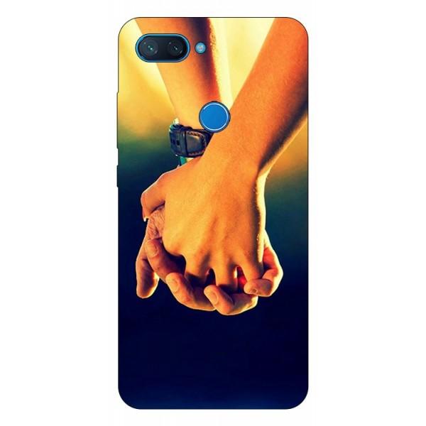 Husa Premium Upzz Print Xiaomi Mi 8 Lite Model Together imagine itelmobile.ro 2021
