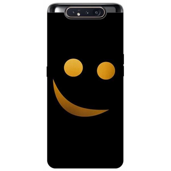 Husa Premium Upzz Print Samsung Galaxy A80 Model Danger imagine itelmobile.ro 2021