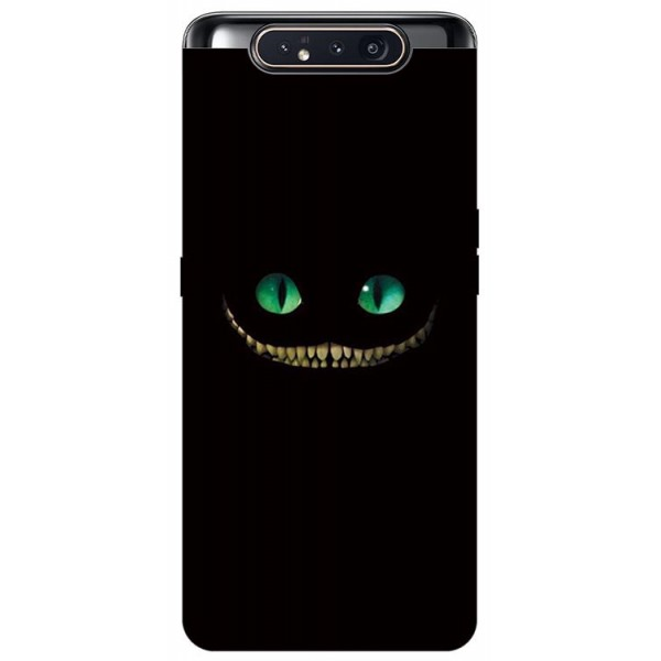 Husa Premium Upzz Print Samsung Galaxy A80 Model Dragon imagine itelmobile.ro 2021