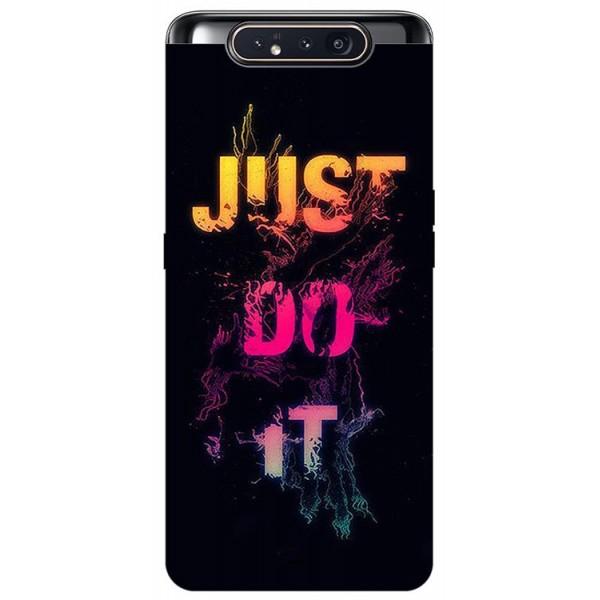 Husa Premium Upzz Print Samsung Galaxy A80 Model Jdi imagine itelmobile.ro 2021