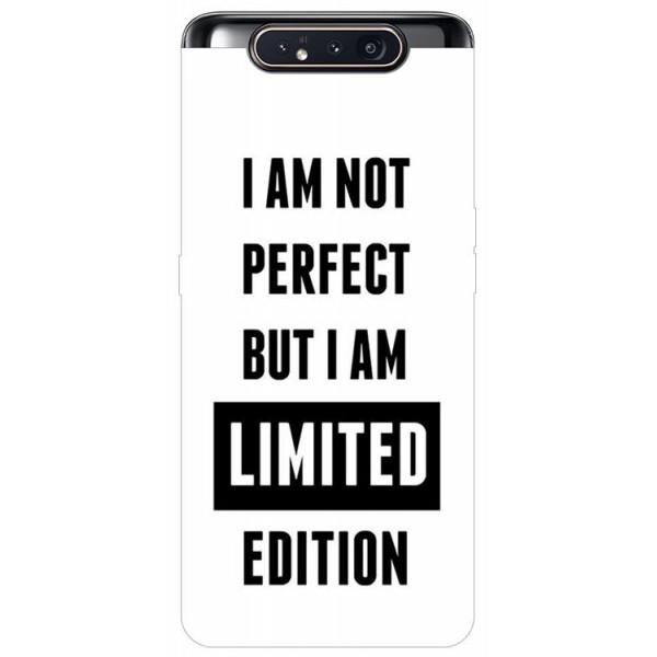Husa Premium Upzz Print Samsung Galaxy A80 Model Limited Edition imagine itelmobile.ro 2021