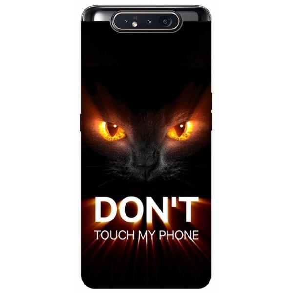 Husa Premium Upzz Print Samsung Galaxy A80 Model My Phone 1 imagine itelmobile.ro 2021
