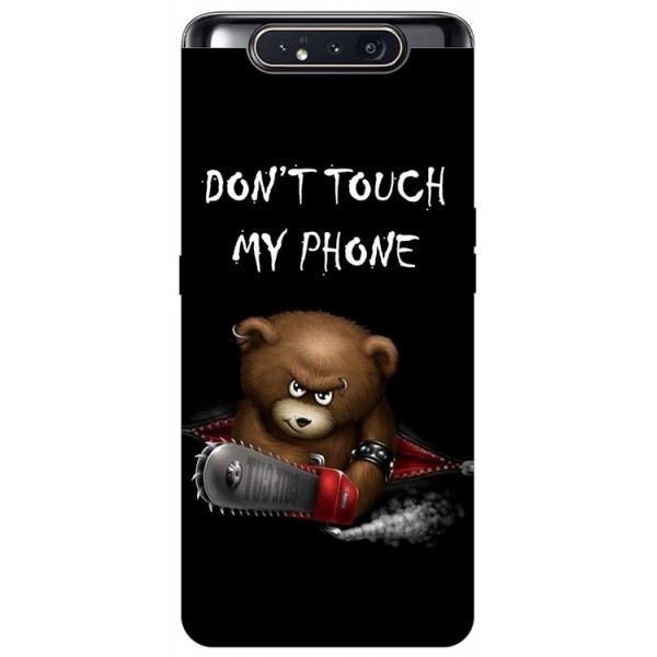 Husa Premium Upzz Print Samsung Galaxy A80 Model My Phone 2 imagine itelmobile.ro 2021