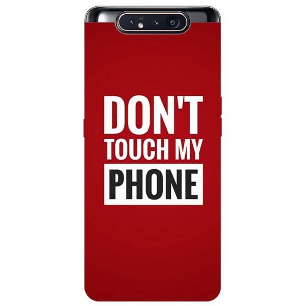 Husa Premium Upzz Print Samsung Galaxy A80 Model My Phone imagine itelmobile.ro 2021