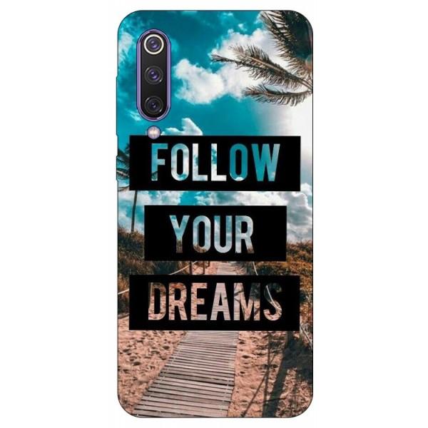 Husa Premium Upzz Print Xiaomi Mi 9 Se Model Dreams imagine itelmobile.ro 2021