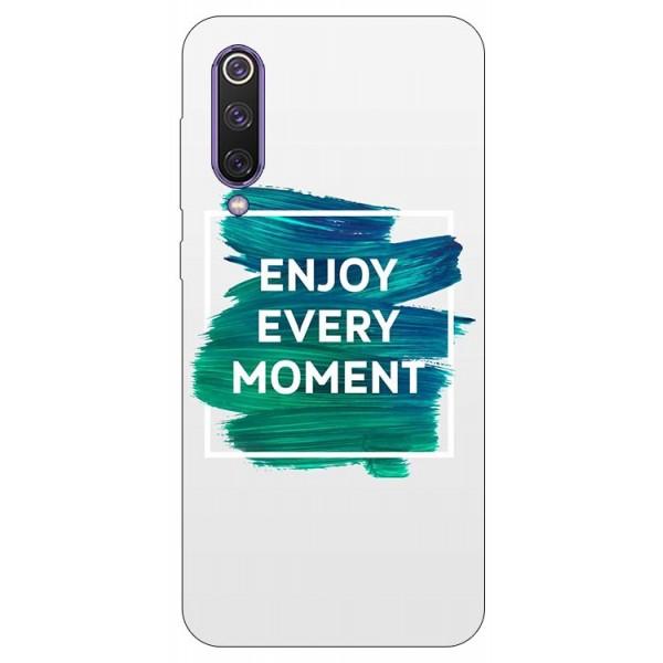 Husa Premium Upzz Print Xiaomi Mi 9 Se Model Enjoy imagine itelmobile.ro 2021