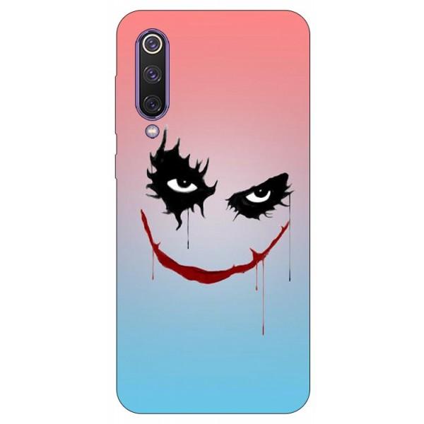 Husa Premium Upzz Print Xiaomi Mi 9 Se Model Joker imagine itelmobile.ro 2021