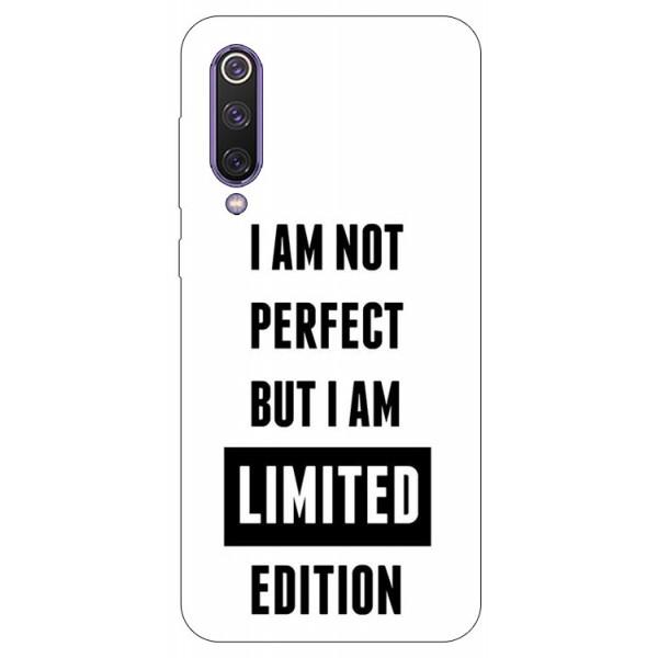 Husa Premium Upzz Print Xiaomi Mi 9 Se Model Limited Edition imagine itelmobile.ro 2021