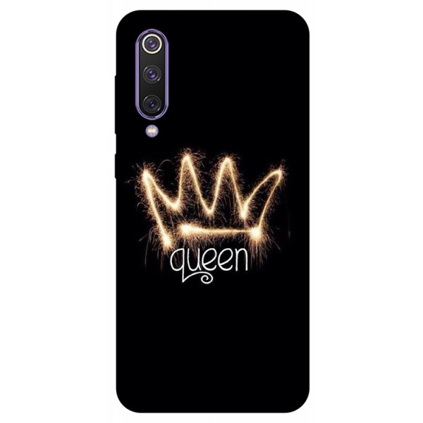 Husa Premium Upzz Print Xiaomi Mi 9 Se Model Queen imagine itelmobile.ro 2021