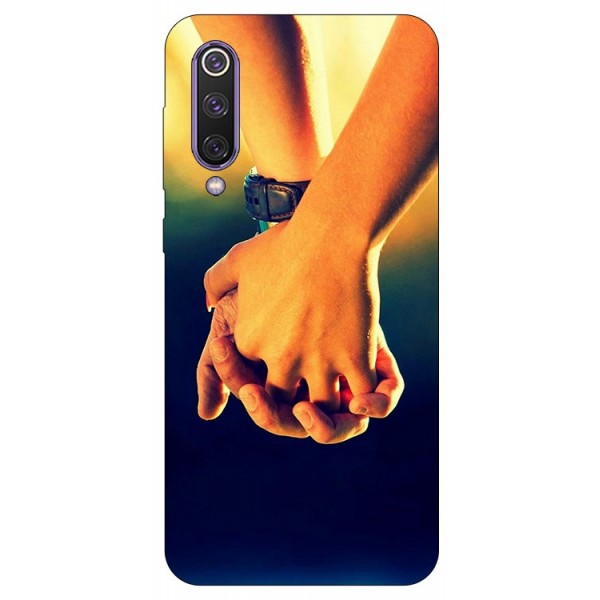 Husa Premium Upzz Print Xiaomi Mi 9 Se Model Together imagine itelmobile.ro 2021