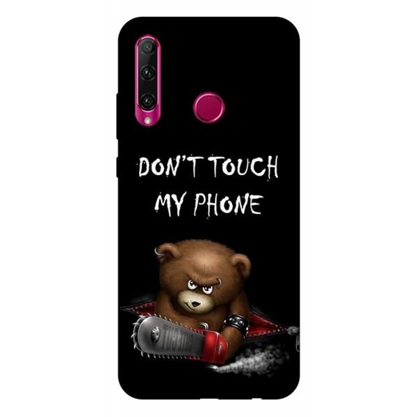Husa Premium Upzz Print Huawei Honor 20 Lite Model My Phone 2 imagine itelmobile.ro 2021