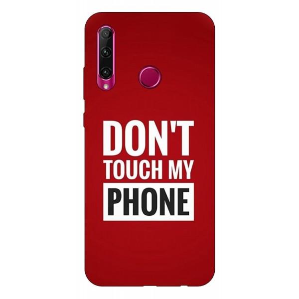 Husa Premium Upzz Print Huawei Honor 20 Lite Model My Phone imagine itelmobile.ro 2021