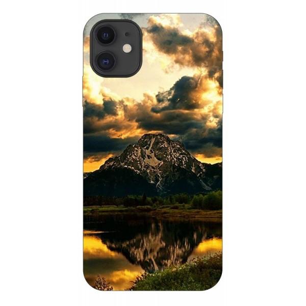 Husa Premium Upzz Print iPhone 11 Model Apus imagine itelmobile.ro 2021