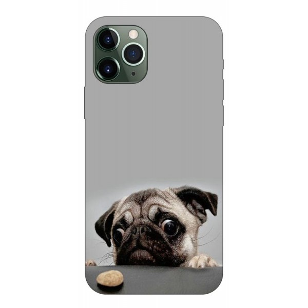 Husa Premium Upzz Print iPhone 11 Pro Model Dog imagine itelmobile.ro 2021