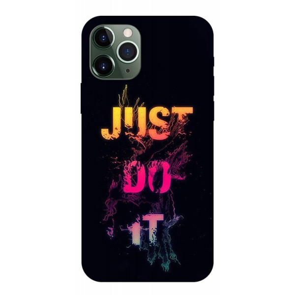 Husa Premium Upzz Print iPhone 11 Pro Model Jdi imagine itelmobile.ro 2021