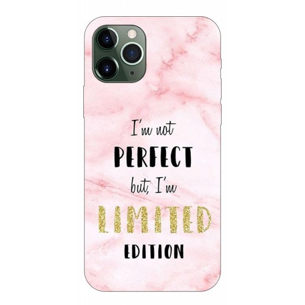 Husa Premium Upzz Print iPhone 11 Pro Model Limited Edition 1 imagine itelmobile.ro 2021