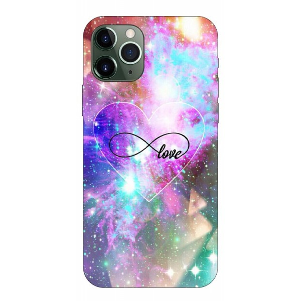 Husa Premium Upzz Print iPhone 11 Pro Model Neon Love imagine itelmobile.ro 2021