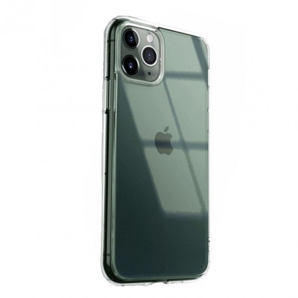 Husa Premium Ringke Fushion iPhone 11 Transparenta imagine itelmobile.ro 2021