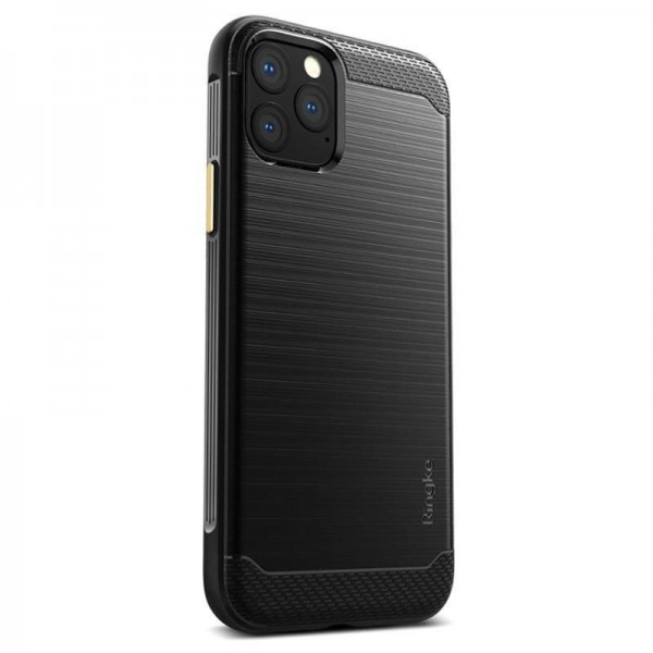Husa Premium Ringke Onyx iPhone 11 Pro Negru imagine itelmobile.ro 2021