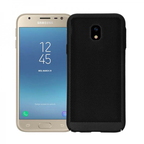 Husa Lux Hard Ultra Slim Air-up Samsung J3 2017 J330 Black imagine itelmobile.ro 2021