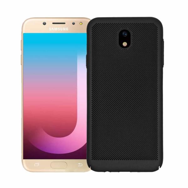 Husa Lux Hard Ultra Slim Air-up Samsung J7 2017 J730 Black imagine itelmobile.ro 2021