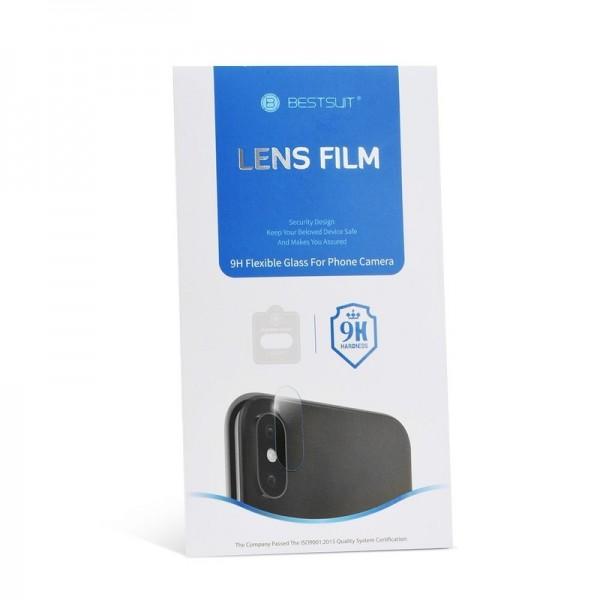 Folie Sticla Nano Glass Pentru Camera Bestsuit iPhone 11 Pro Transparenta imagine itelmobile.ro 2021