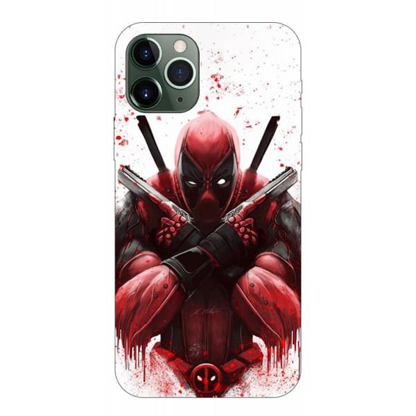 Husa Premium Upzz Print iPhone 11 Pro Max Model Antihero imagine itelmobile.ro 2021