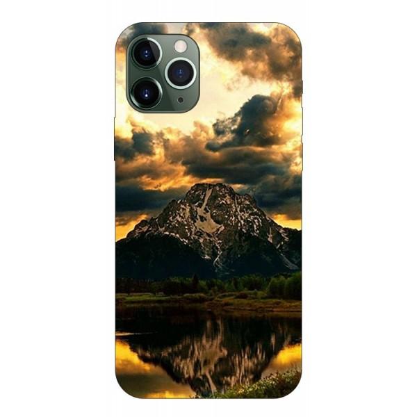 Husa Premium Upzz Print iPhone 11 Pro Max Model Apus imagine itelmobile.ro 2021