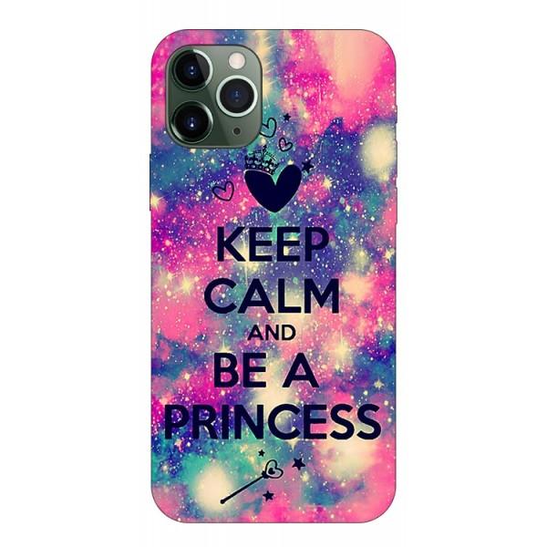 Husa Premium Upzz Print iPhone 11 Pro Max Model Be Princess imagine itelmobile.ro 2021