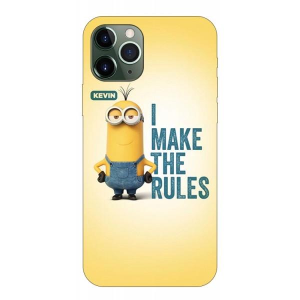 Husa Premium Upzz Print iPhone 11 Pro Max Model Kevin imagine itelmobile.ro 2021