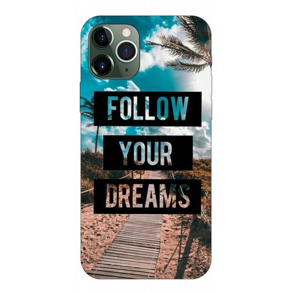 Husa Premium Upzz Print iPhone 11 Pro Max Model Dreams imagine itelmobile.ro 2021