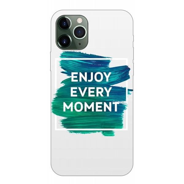 Husa Premium Upzz Print iPhone 11 Pro Max Model Enjoy imagine itelmobile.ro 2021