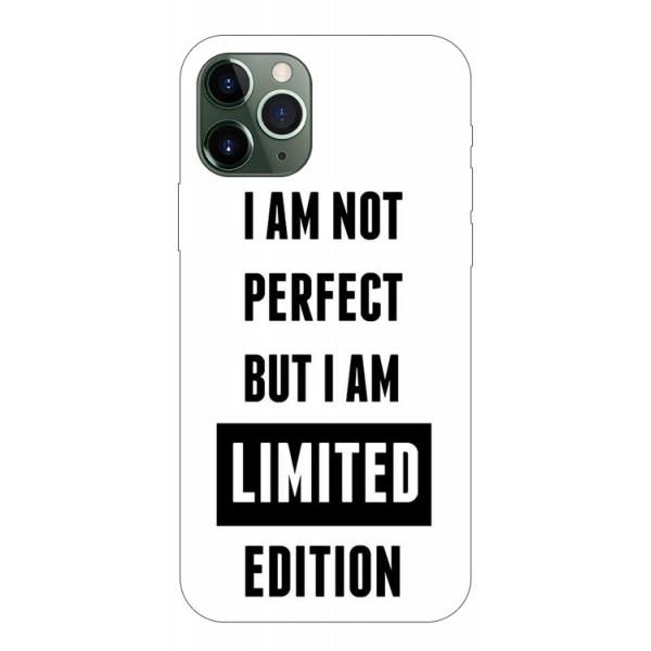 Husa Premium Upzz Print iPhone 11 Pro Max Model Limited imagine itelmobile.ro 2021