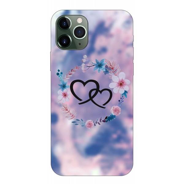 Husa Premium Upzz Print iPhone 11 Pro Max Model Love imagine itelmobile.ro 2021