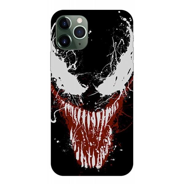Husa Premium Upzz Print iPhone 11 Pro Max Model Monster imagine itelmobile.ro 2021