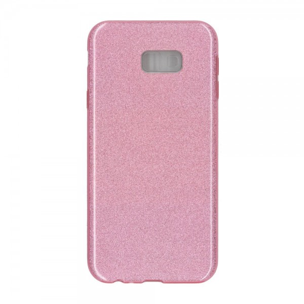 Husa Spate Upzz Shiny Lux Samsung J4+ Plus 2018 Pink imagine itelmobile.ro 2021