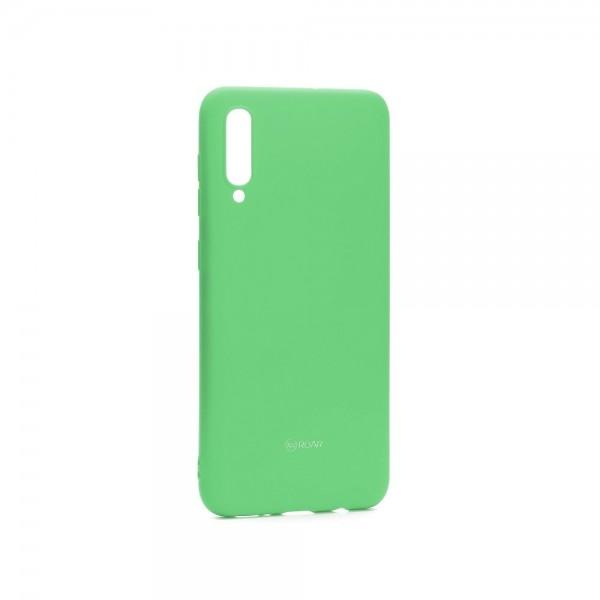 Husa Spate Roar Colorful Jelly Samsung Galaxy A50 , Silicon ,verde imagine itelmobile.ro 2021