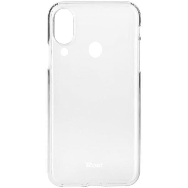 Husa Roar Jelly Samsung Galaxy M20 Transparenta imagine itelmobile.ro 2021