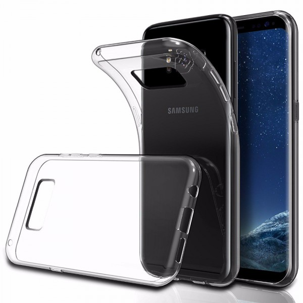 Husa Slim Roar Samsung S8 Plus Transparenta imagine itelmobile.ro 2021